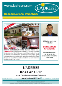exemple flyers immobilier